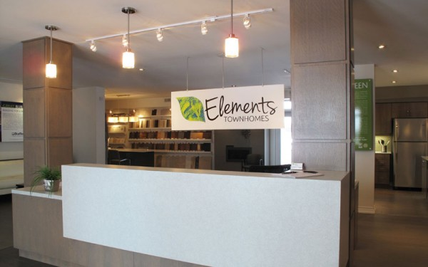 Welcome to Elements Townhomes