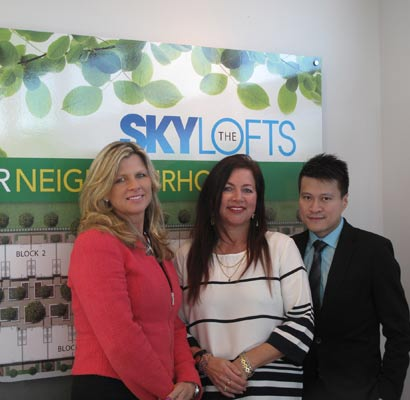 Meet our Amazing SkyLofts Sales Team